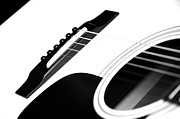 Andee Photography - White Guitar 10